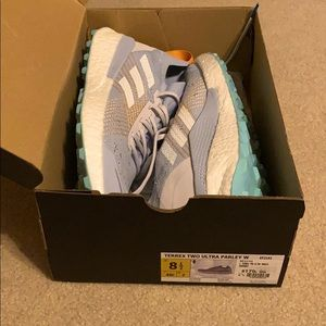 Adidas Terrex Two Ultra Parley Trail Running Shoe
